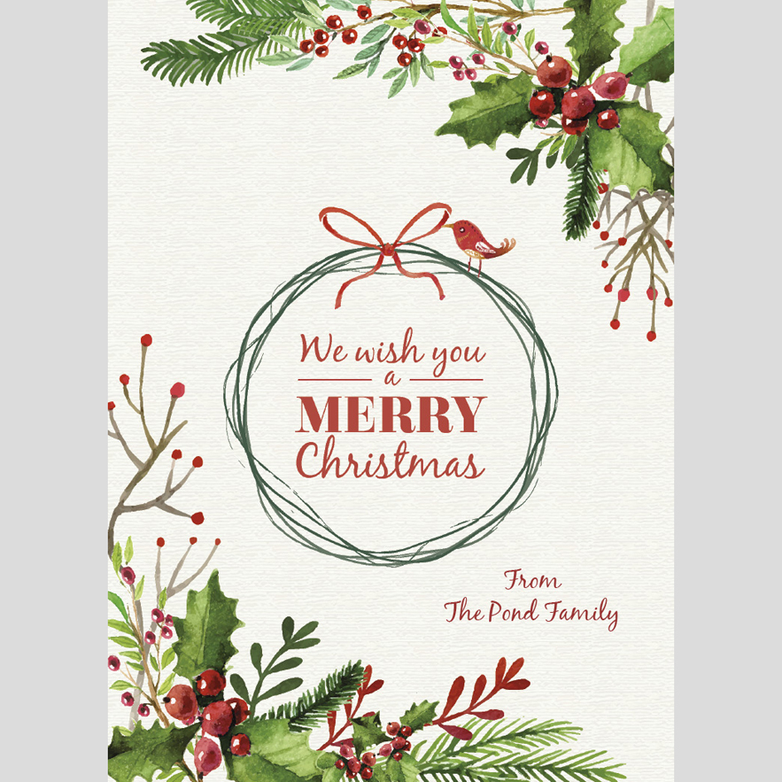 The Print Shop - Christmas Cards